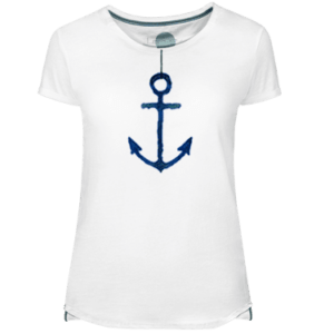 Anchor  Women's T-shirt - Lefugu
