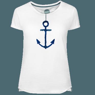 Camiseta Mujer Anchor - Lefugu