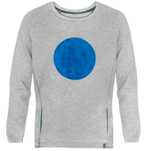 Blue Dot unisex sweatshirt