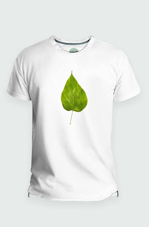 Camiseta Hombre Flour Leaf