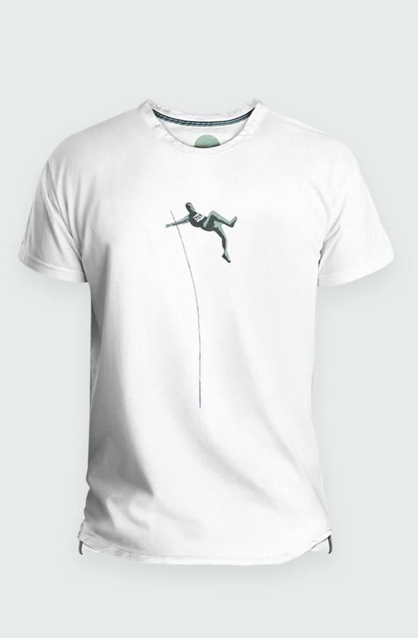 Camiseta Hombre Jumper Detalle