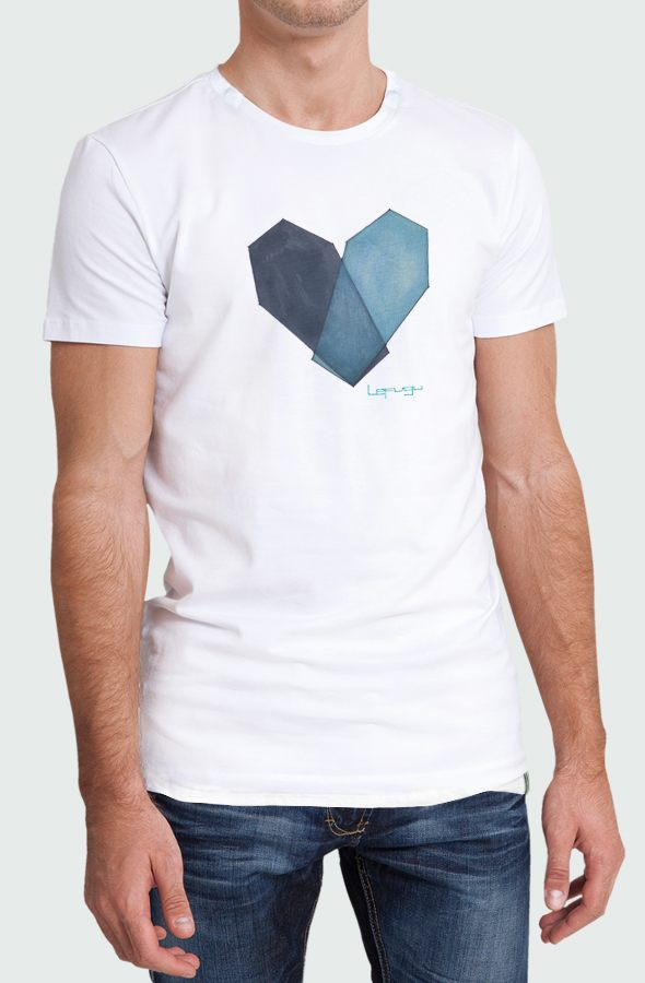 Mortal Heart Men's T-shirt image model front