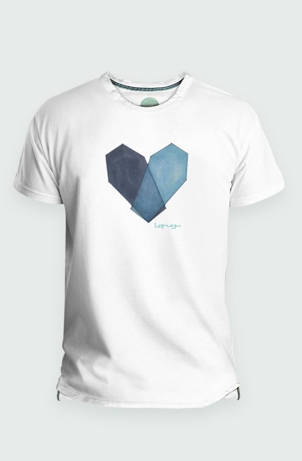 Mortal Heart Men's T-shirt image front