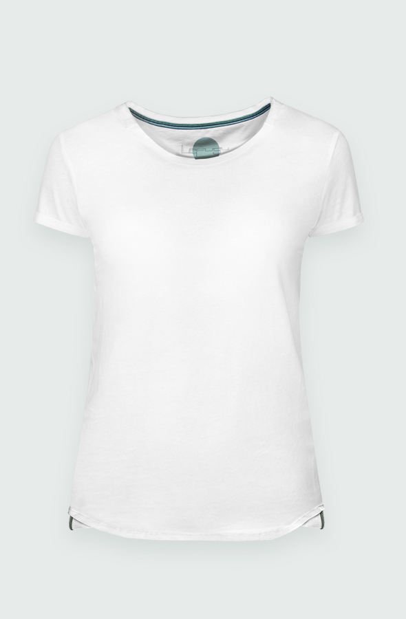 Camiseta Mujer LFG Basic Detalle