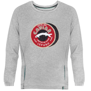 Sudadera Caviar - Lefugu