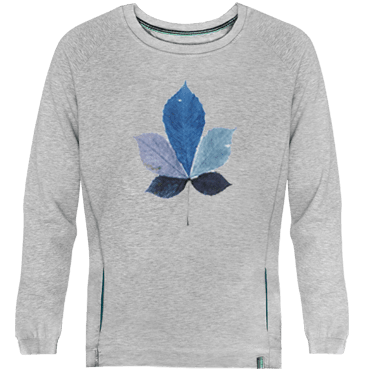 Coloured Leaf Unisex Sweatshirt
