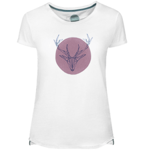Deer Pink Women's T-shirt - Lefugu