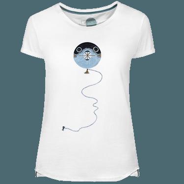 Camiseta Mujer Fugu Kite - Lefugu