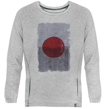 Japan Red Dot Sweatshirt Image