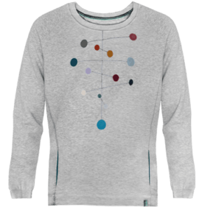 Mobile Dots Sweatshirt image