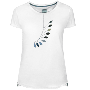 Mobile Leaves Women's T-shirt - Lefugu