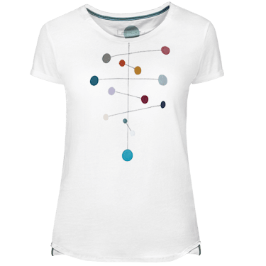Mobile Dots Women's T-shirt - Lefugu