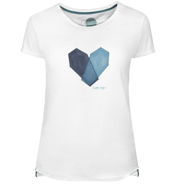 Camiseta Mujer Mortal Heart
