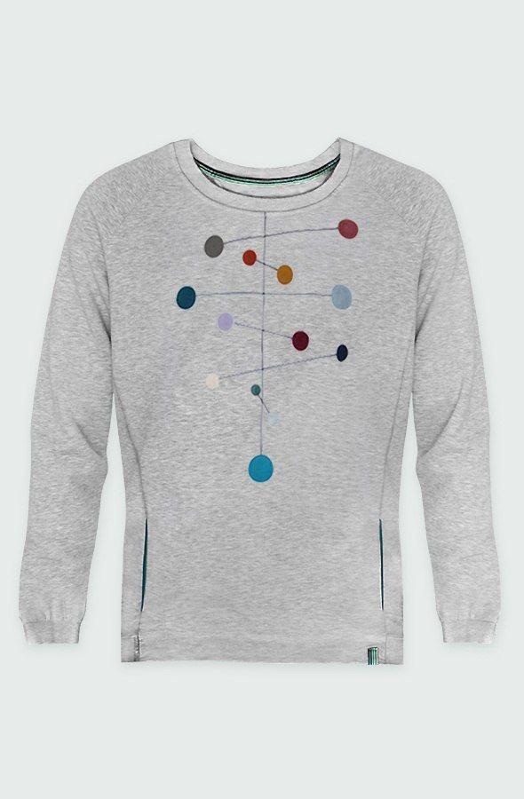 Mobile Dots Sweatshirt front image