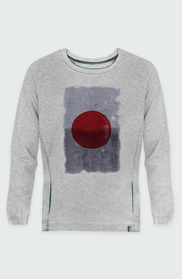Japan Red Dot Sweatshirt Image front