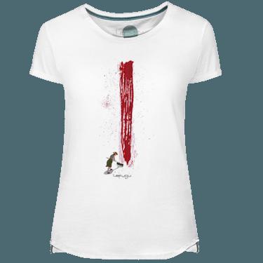 Camiseta Mujer Sunday Bloody Sunday - Lefugu