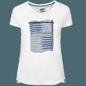 Tela Marinera Women's T-shirt - Lefugu