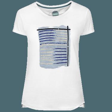 Camiseta Mujer Tela Marinera - Lefugu