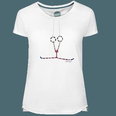 Camiseta Mujer Trapecist - Lefugu