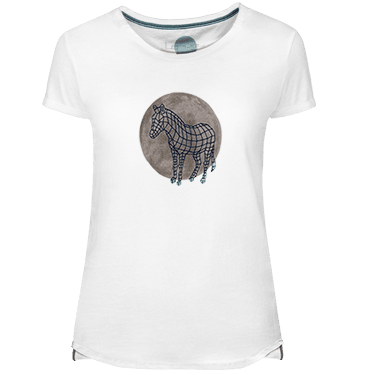 Zebra Dot Women's T-shirt - Lefugu