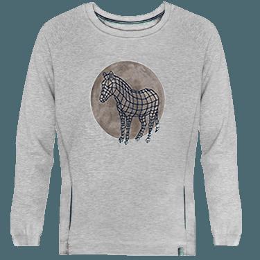 Zebra Dot Sweatshirt image