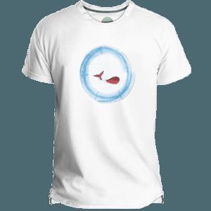 Camiseta Hombre Baleia - Lefugu