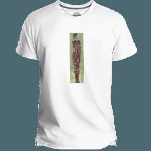 Camiseta Hombre Cubism - Lefugu