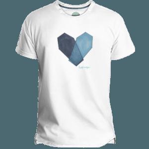Camiseta Hombre Mortal Heart - Lefugu