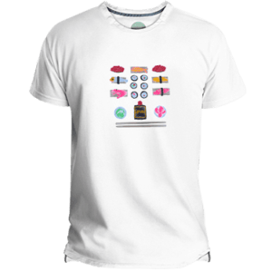 Sushi Men's T-shirt image