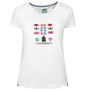 Camiseta Women's T-shirt - Lefugu