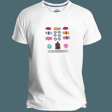 Camiseta Hombre Sushi - Lefugu
