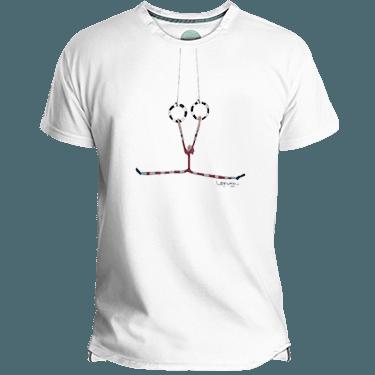 Camiseta Hombre Trapecist - Lefugu